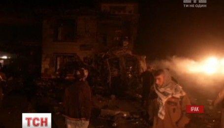 По меньшей мере 56 человек погибли в Ираке в результате теракта