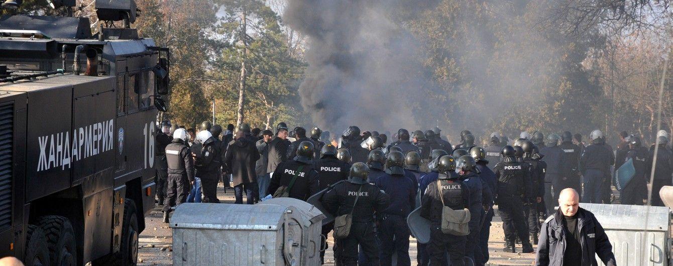 У найбільшому таборі для біженців у Болгарії мігранти побилися з поліцією