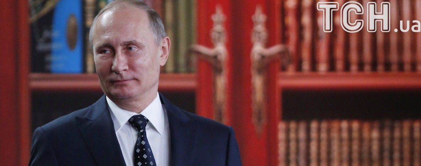 Путін узаконив звання військових з Криму, які зрадили Україну