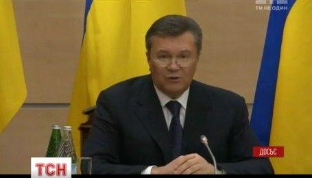 Янукович будет свидетельствовать о расстрелах на Майдане из Ростова через Skype