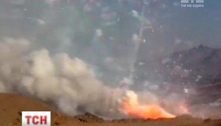Правоохранители взорвали 20 тонн незаконных фейерверков в Перу