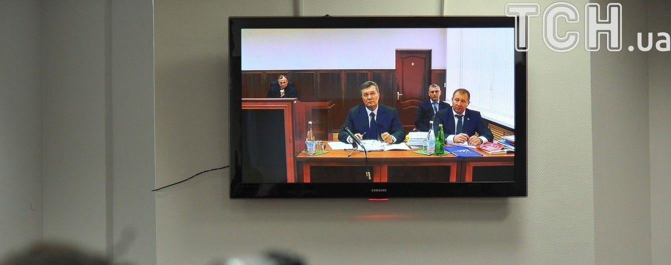 Защита Януковича требует провести видеодопрос по международной процедуре