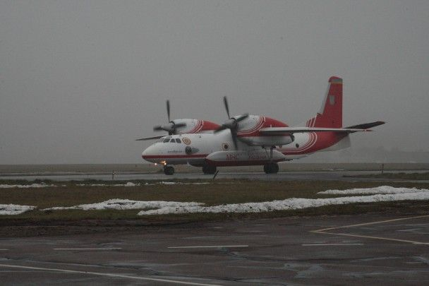 Українські пожежні літаки вилетіли до Ізраїлю, де вирує масштабна пожежа