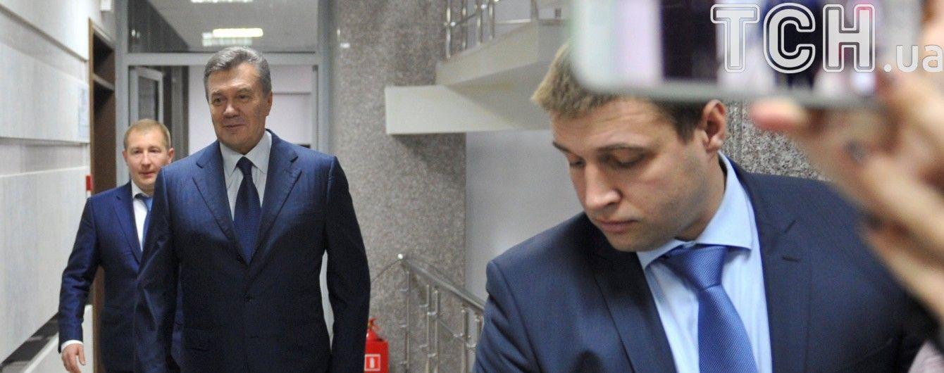 Янукович зізнався про найтяжчі роки свого життя