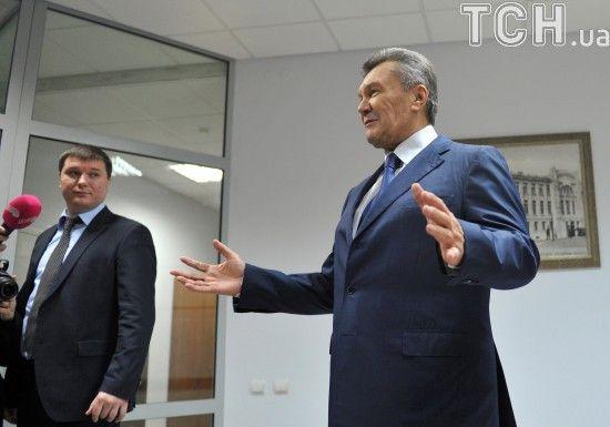 Швейцарія продовжила на рік замороження рахунків Януковича
