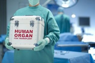 На Запоріжжі жінка врятувала два життя, погодившись на пересадку органів загиблого сина