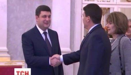 Украинское правительство хочет закупать больше венгерского газа