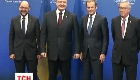На саммите ЕС будут говорить об ускорении ратификации ассоциации с Украиной Нидерландами