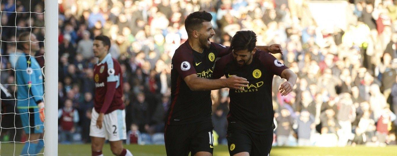 """Дубль Агуеро підняв """"Манчестер Сіті"""" на вершину таблиці АПЛ"""