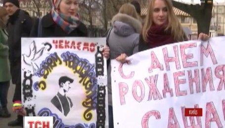 Політв'язень Олександр Кольченко зустрічає своє 27-річчя у російській тюрмі