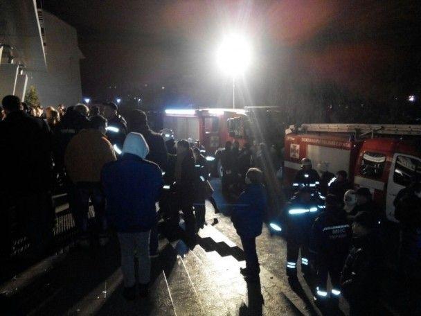 Пожежа у нічному клубі Львова: госпіталізовані 14 людей