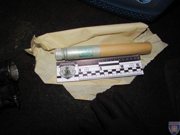 На Одещині п'яний військовослужбовець погрожував підірвати гранату біля ресторану