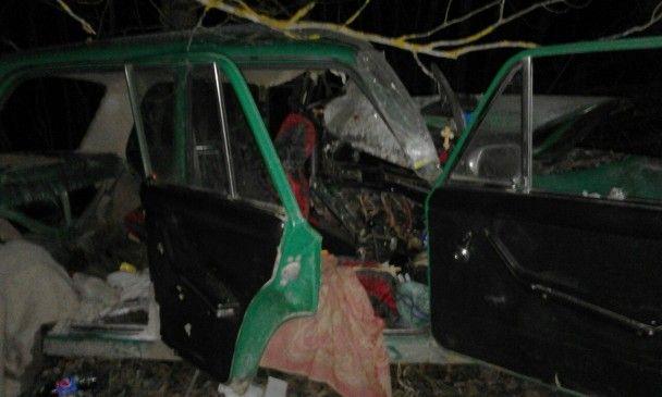 Внаслідок ДТП з мікроавтобусом на Житомирщині загинули четверо