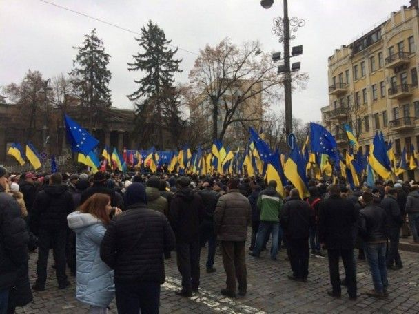 Саакашвили объявил онамерении налегальных основаниях вернуться вгосударство Украину