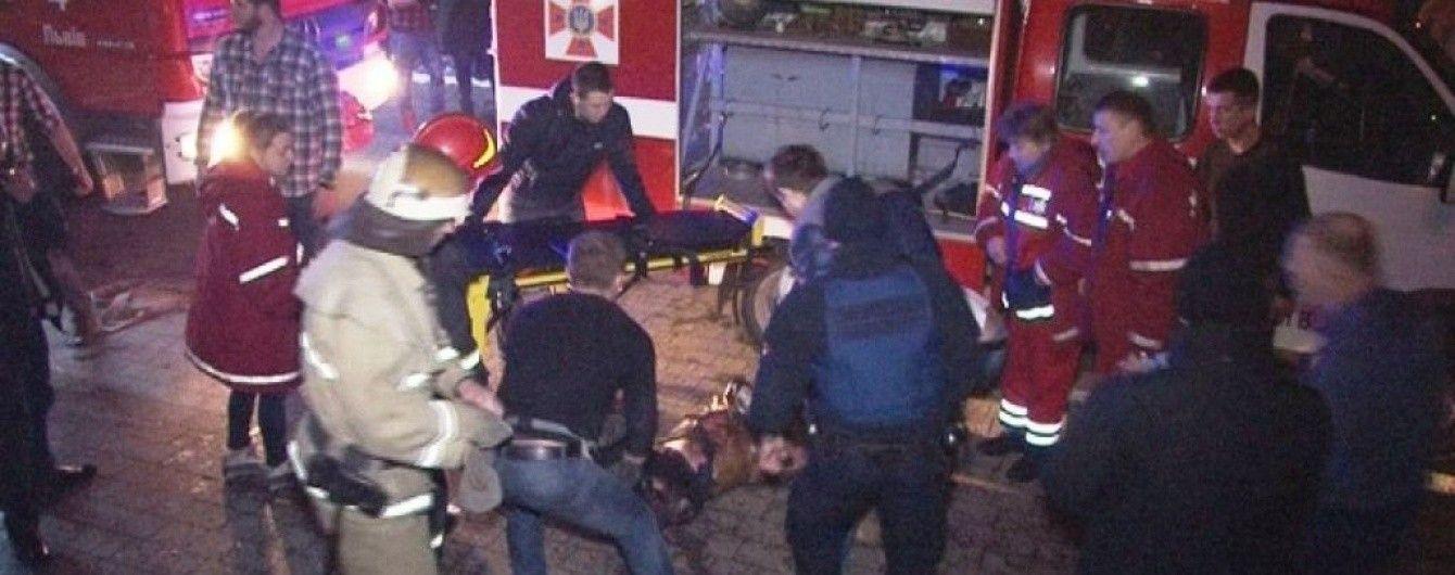 Поліція встановила причину пожежі у львівському нічному клубі