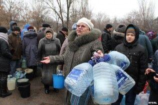 На Донеччині місто опинилося на межі гуманітарної катастрофи – штаб АТО