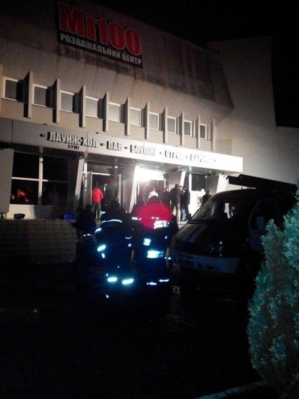 Масштабна пожежа в нічному клубі у Львові: люди тікали надвір і топтали одне одного