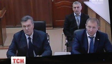 Виктора Януковича сегодня снова будут допрашивать через видеосвязь