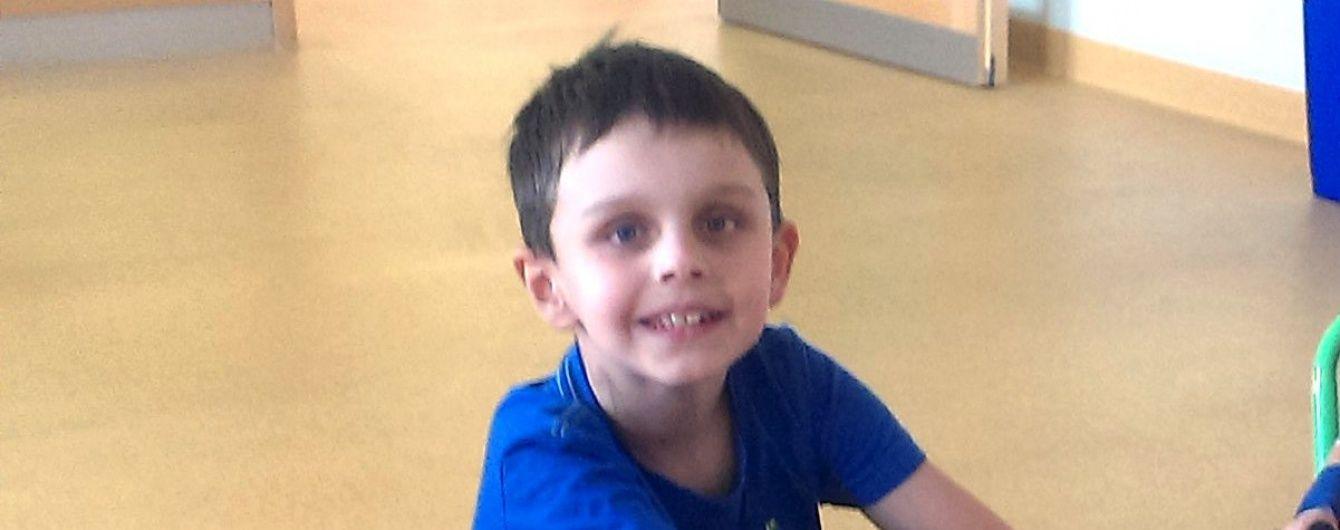 Допомоги потребує 7-річний Степан