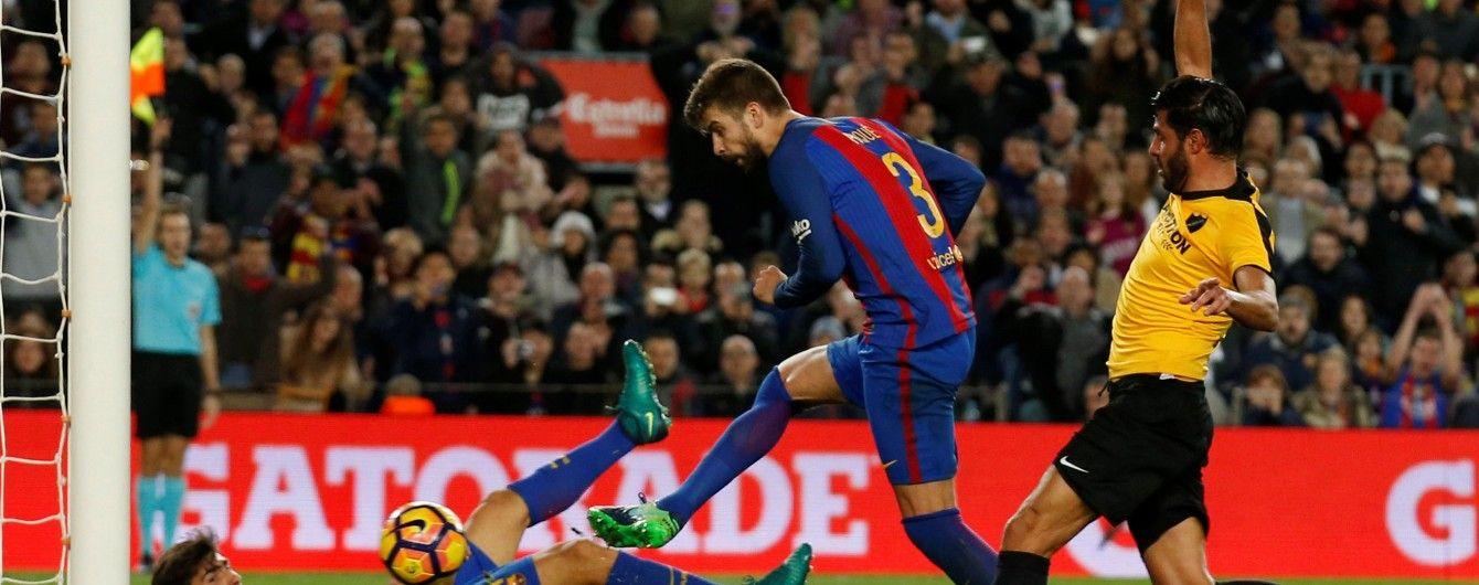 """Защитник """"Барселоны"""" считает """"Реал"""" лучшей командой в чемпионате Испании"""
