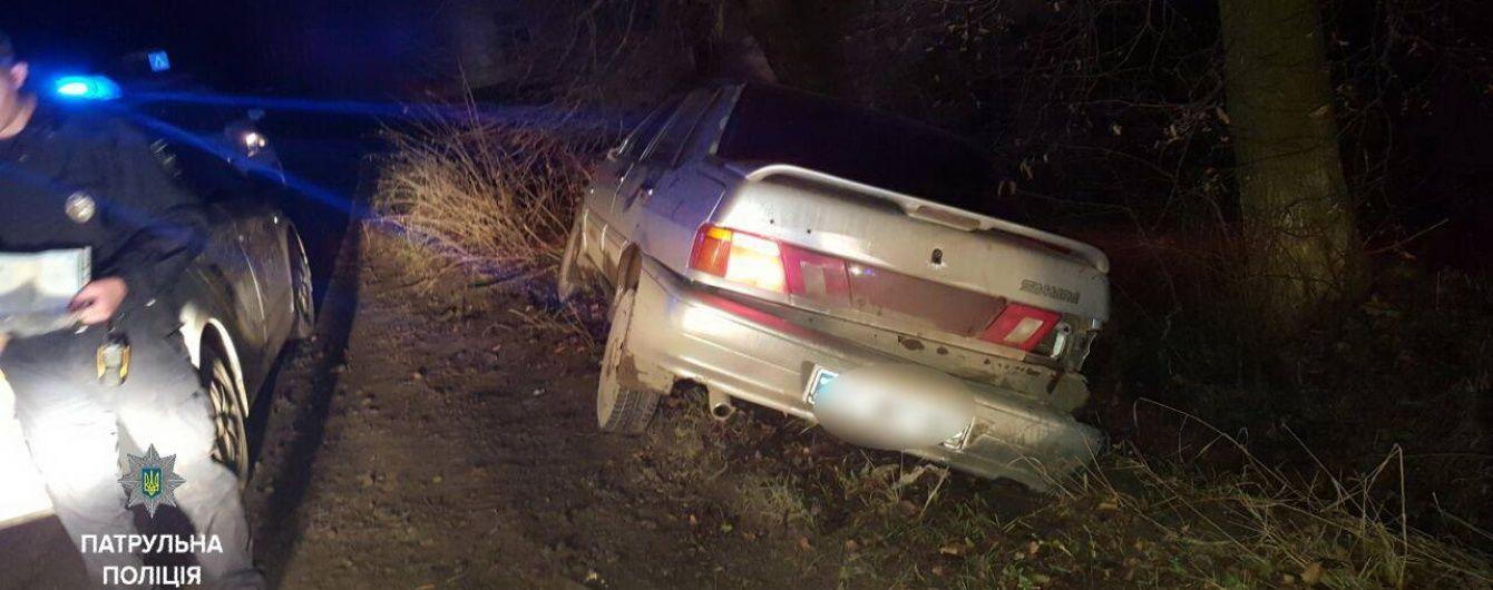 П'яний водій після лазні влаштував з поліцією перегони в Івано-Франківську