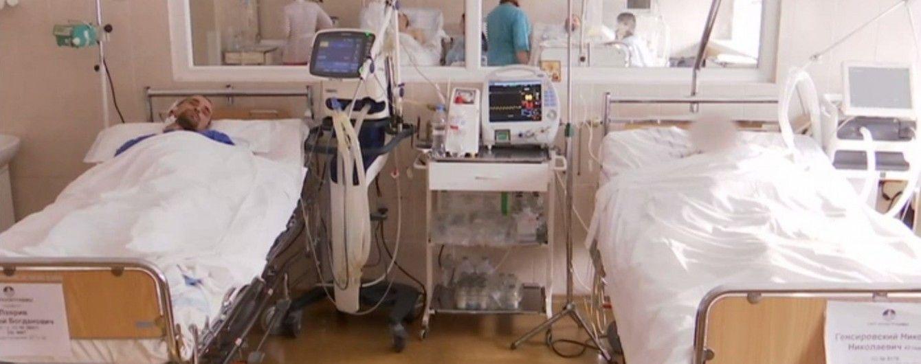 Важко поранений морпіх пригадав момент, коли потрапив на межу смерті