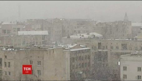 В Україну повертаються морози й завірюхи