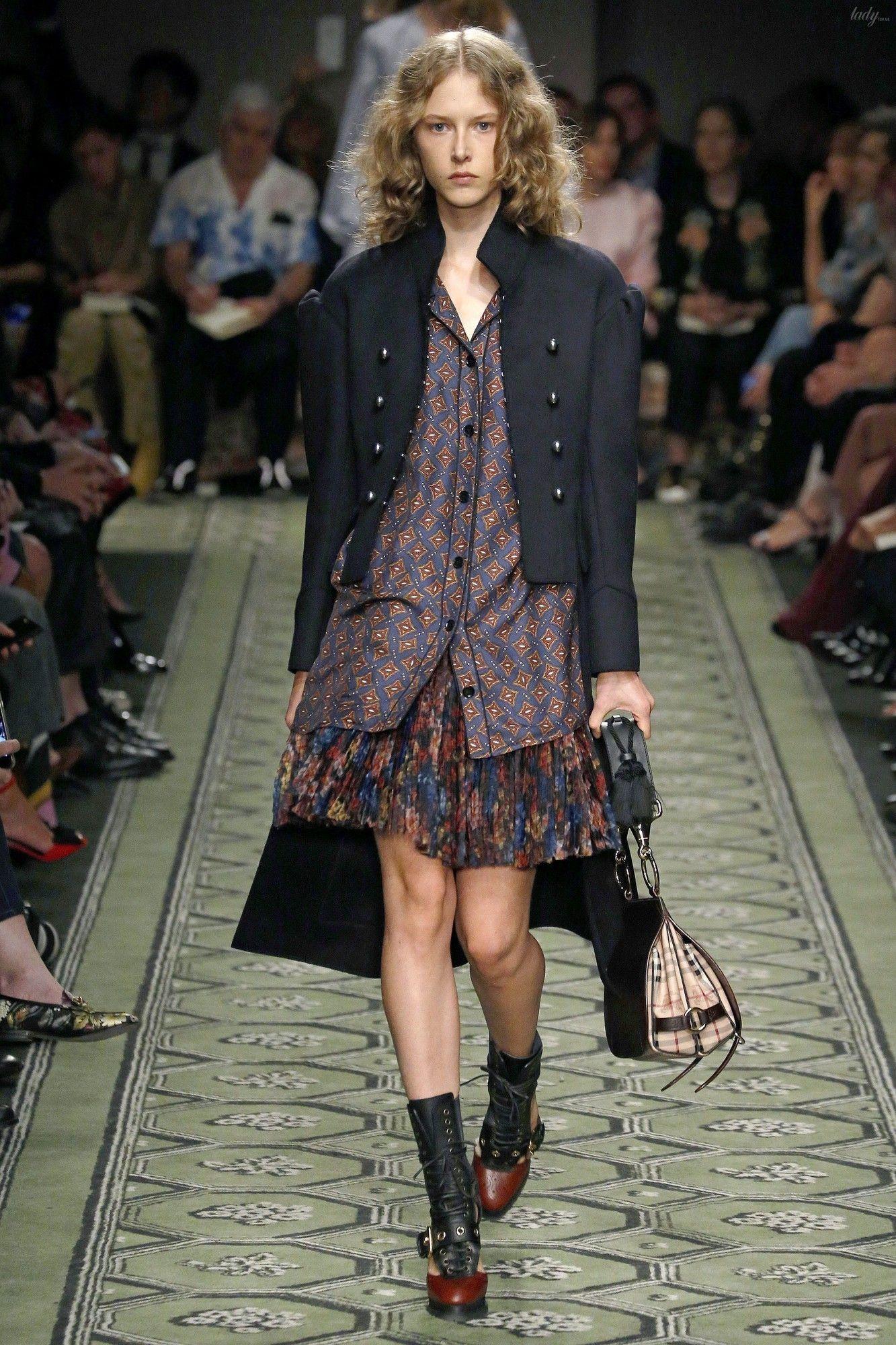 Коллекция весналето burberry сумки