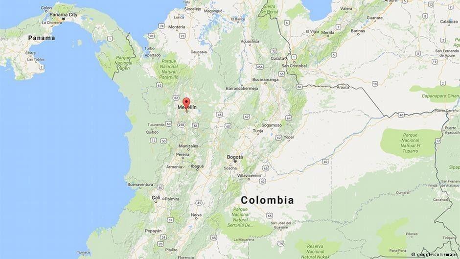 Колумбія, літак, катастрофа