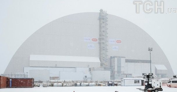 Крупнейшая в мире подвижная конструкция. Как в Чернобыле открывали укрытие над саркофагом ЧАЭС