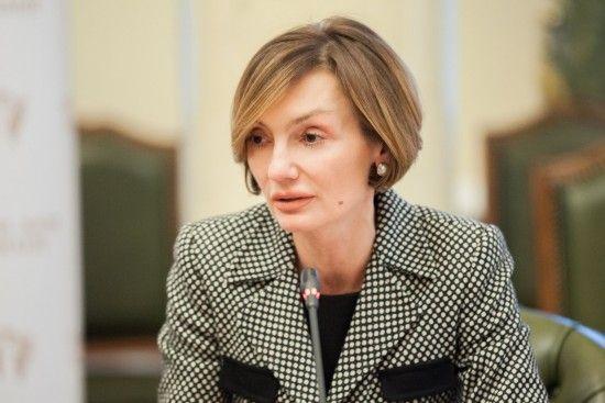 Суд відсторонив від посади заступницю голови Нацбанку Рожкову - нардеп Луценко