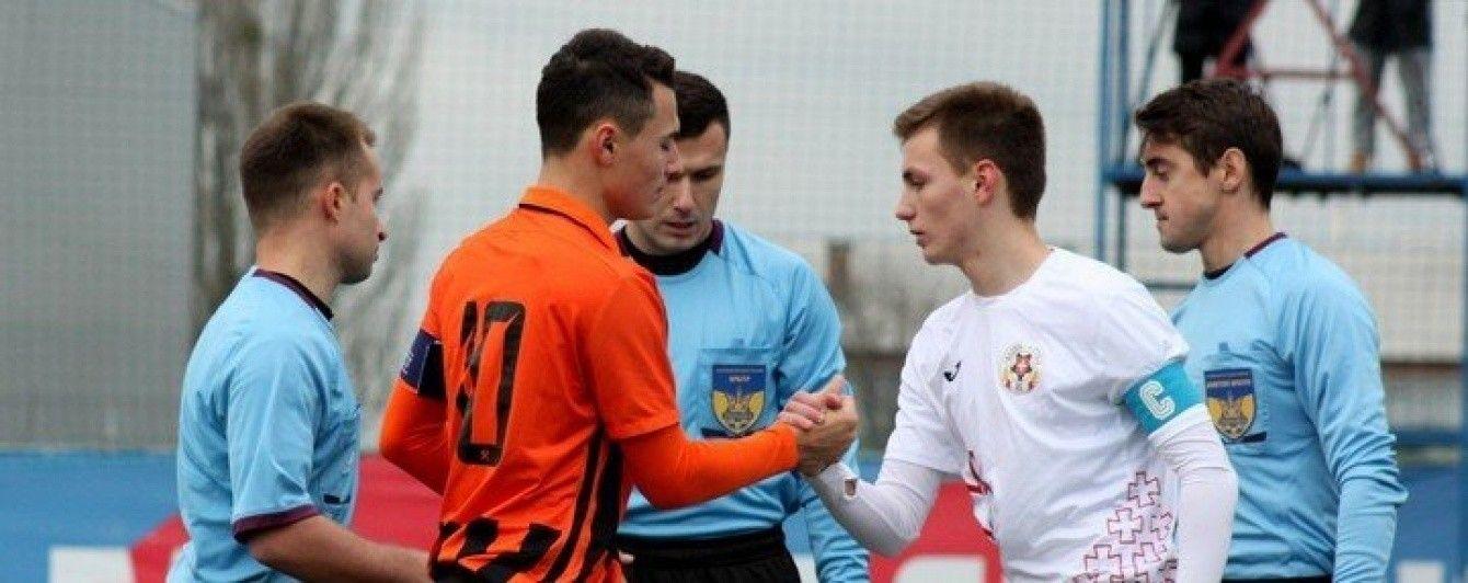 """Матч молодіжних команд """"Шахтаря"""" та """"Волині"""" запідозрили в договірному характері"""