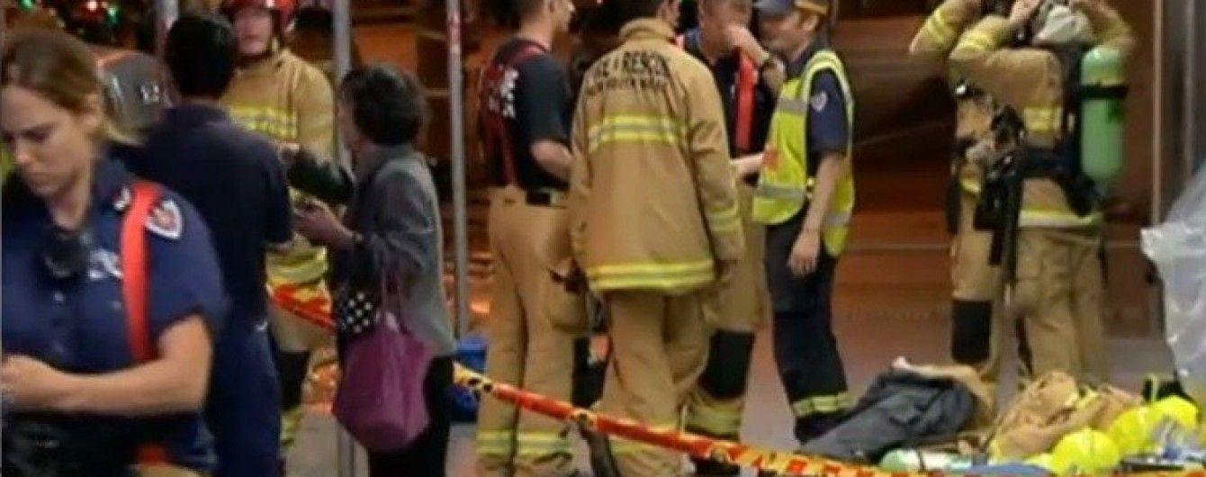 У Сіднеї вибухнуло кафе: 14 постраждалих