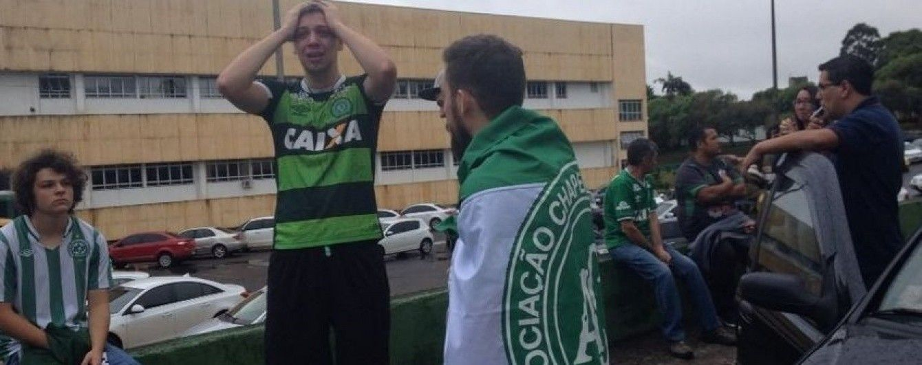 """Топ-клуби Бразилії безкоштовно віддадуть своїх футболістів """"Шапекоенсе"""""""