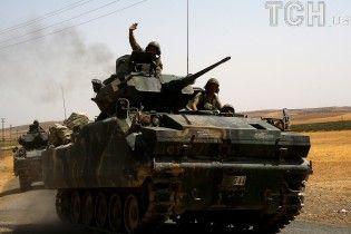 Турецкие войска вошли в Сирию, чтобы свергнуть режим Асада - Эрдоган