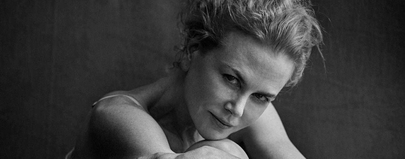 Календарь Pirelli-2017: известные актрисы позировали без макияжа и в полуобнаженном виде