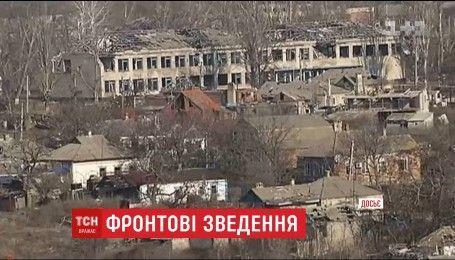 Фронтові зведення: понад три десятки обстрілів здійснили російські окупаційні війська за добу