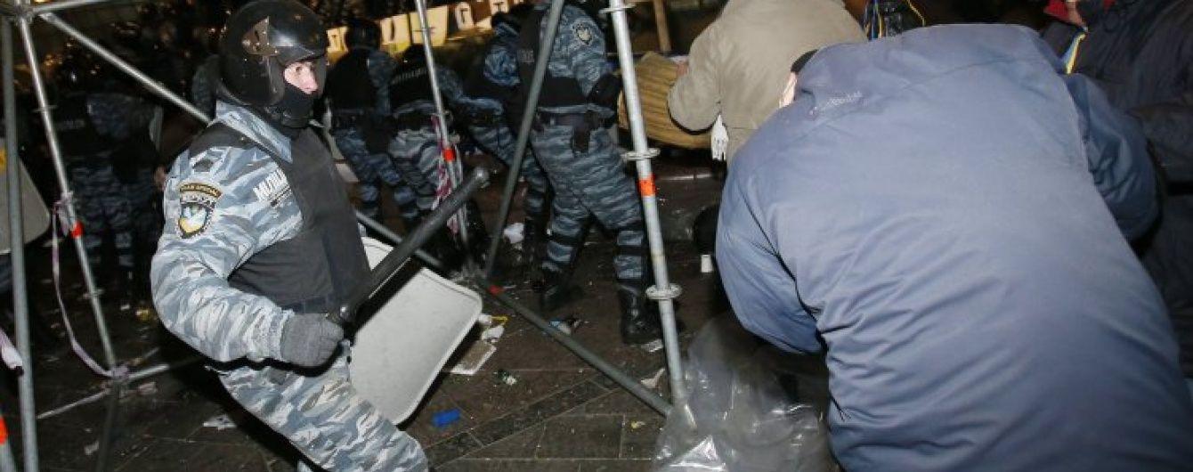 Апеляційний суд залишив на посаді у Нацполіції екс-беркутівця, підозрюваного у побитті майданівців