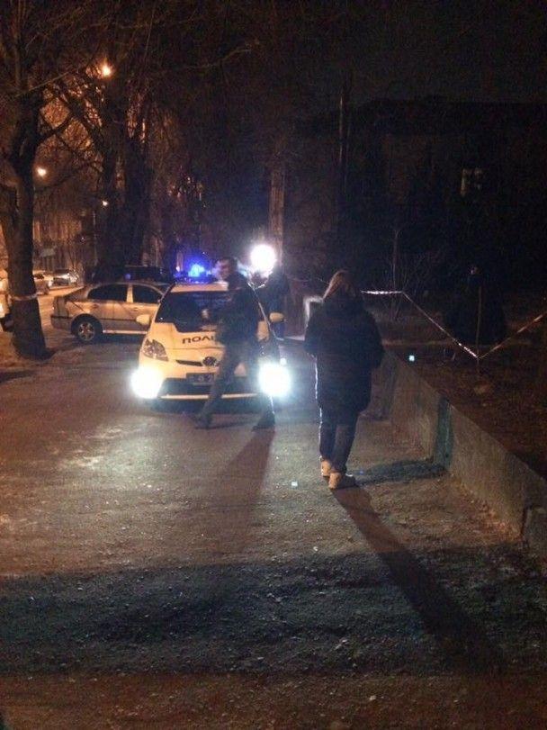 В центре Днепра на парковке прогремел взрыв