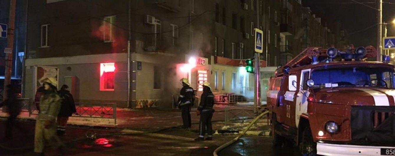 У ліванському ресторані у Харкові стався вибух, є постраждалі