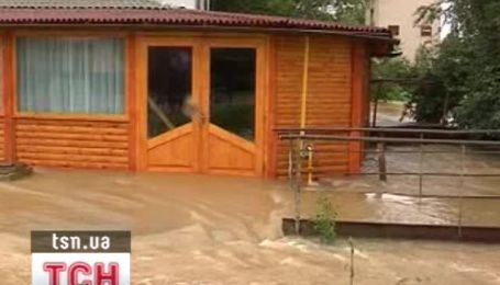 Ивано-Франковск готовится к эвакуации из-за паводка