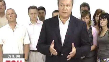 Лидеры крымских татар проигнорировали Януковича