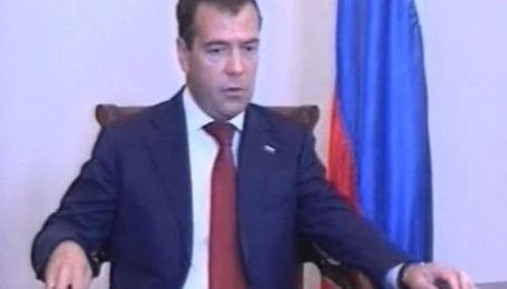 Грузия увидела в действиях Медведева советский цинизм