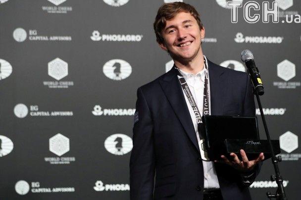 У Нью-Йорку визначився чемпіон світу з шахів: росіянин програв норвежцю