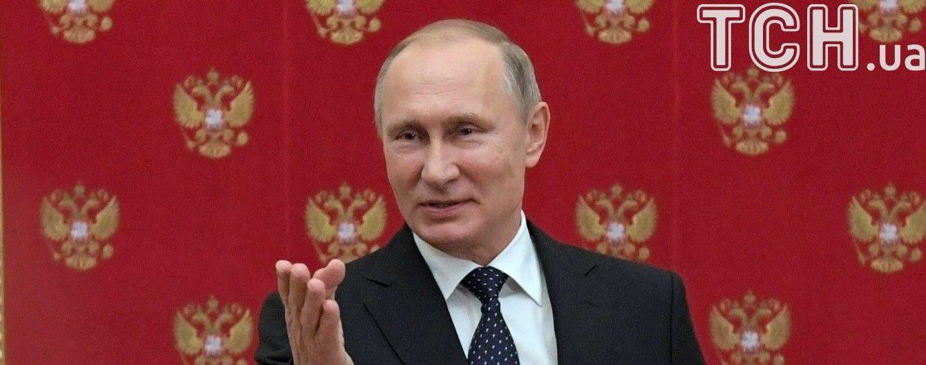 В России засекретили дело о хищении имущества на стройке в резиденции Путина