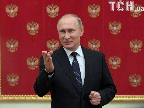 У Росії засекретили справу про розкрадання майна на будівництві в резиденції Путіна