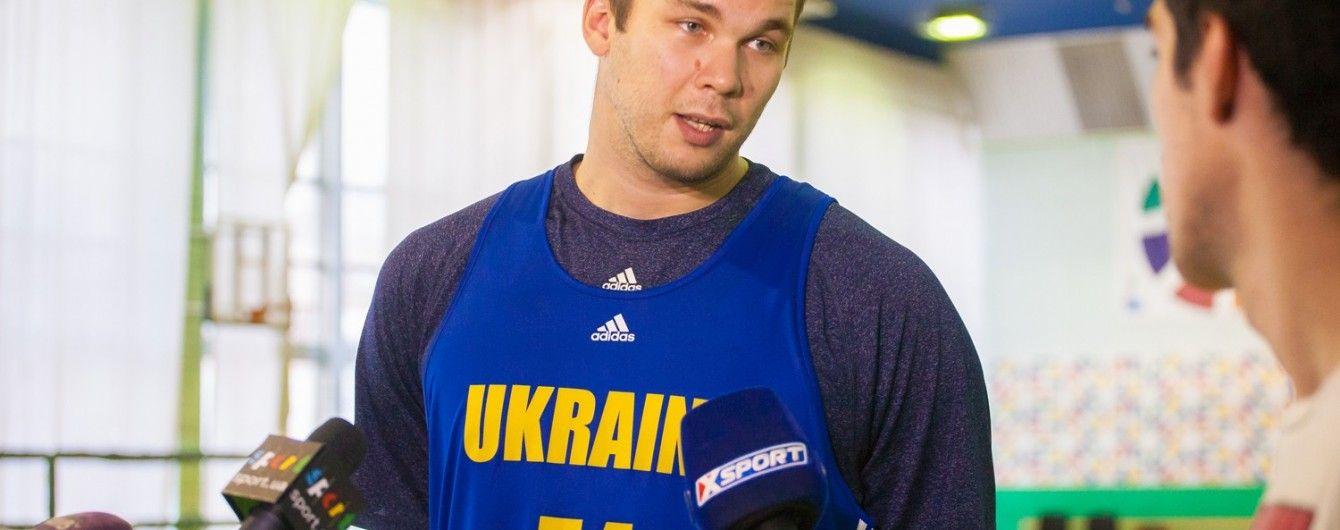 Украинский баскетболист стал лучшим игроком 7 тура Лиги чемпионов