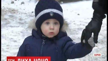 Мама против няни: в Харькове мать поймала няню на грубой брани и избиении ребенка