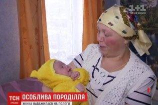Больная раком украинка отказалась от лечения ради рождения ребенка