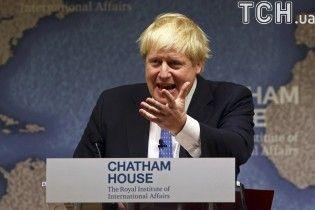 Джонсон виступив із заявою після ударів по об'єктах хімічної зброї Асада